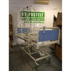 zdravotnické postele nemocnicni-modre-