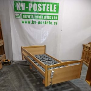 Mix2 Polohovací postel Volker