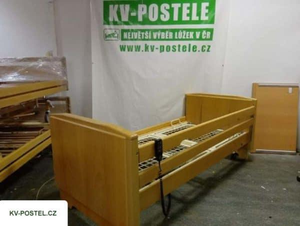 Zdravotní polohovací postel E4